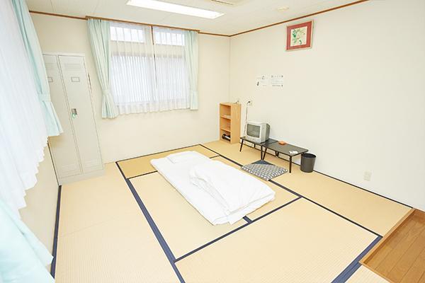 19床の入院設備